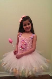 Pink Easter Dress