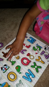 letters in the puzzle