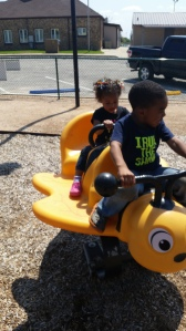 They rode this for like 2 seconds before moving on! lol