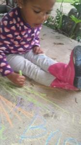 chalk time!