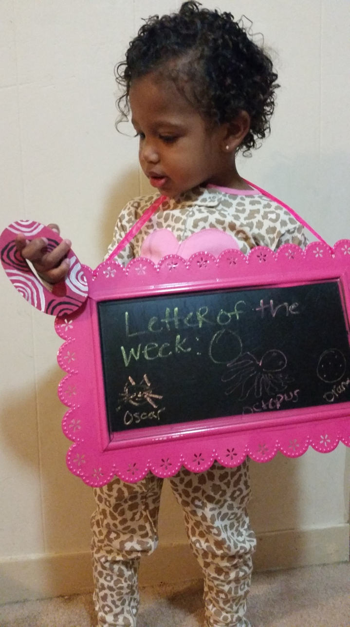 Letter of the week:O!