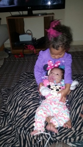 Brielle and Rochelle