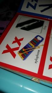 Xylophone!