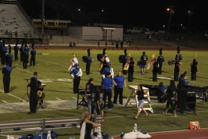 We love you Rhyleigh! An the Yoakum High School Band!
