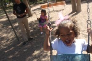 Swing fun!