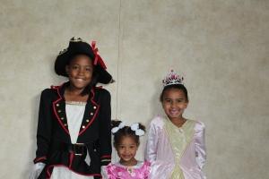 Krisalynn, Brielle and Addison