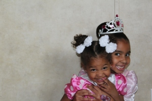 Addison  and Brielle