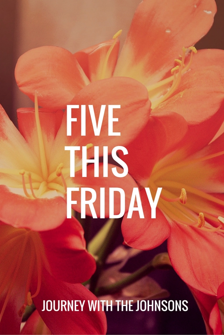 Five ThisFriday
