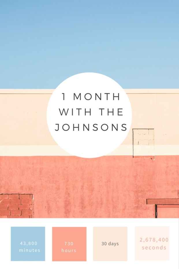 1 month with the johnsons (1)